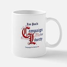 Campaign For Liberty Small Small Mug