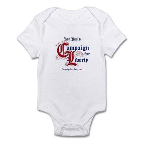 Campaign For Liberty Infant Bodysuit