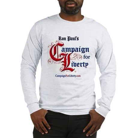 Campaign For Liberty Long Sleeve T-Shirt