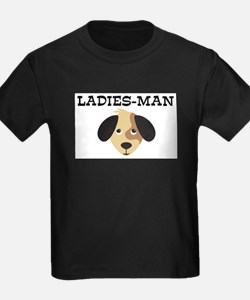 LADIES-MAN (dog) T-Shirt