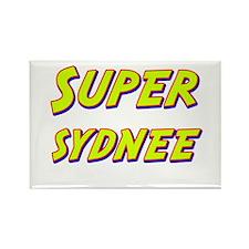 Super sydnee Rectangle Magnet