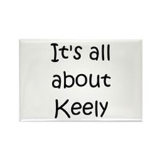 Funny Keely Rectangle Magnet (10 pack)