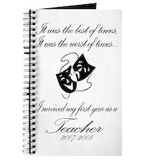 Funny 1st Year Teacher Drama Journal