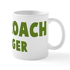 Cockroach Hugger Mug