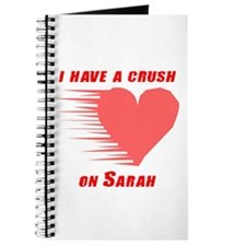 I have a crush on Sarah Journal