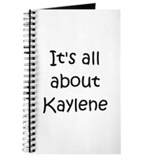 Unique Kaylen Journal