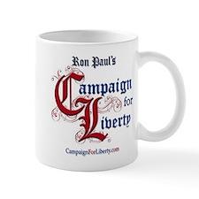 Campaign For Liberty Small Mug