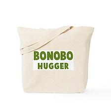 Bonobo Hugger Tote Bag