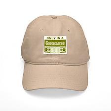 Only In A Commando Baseball Cap