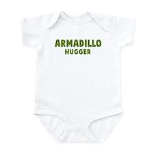 Armadillo Hugger Infant Bodysuit