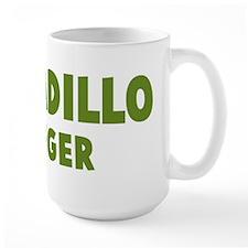 Armadillo Hugger Mug