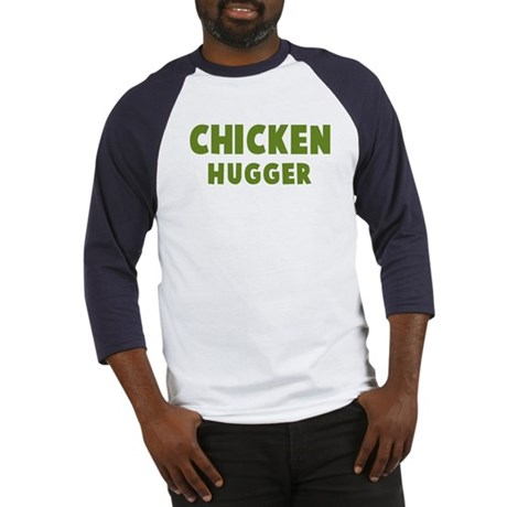 Chicken Hugger Baseball Jersey