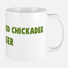 Chestnut-Backed Chickadee Hug Mug