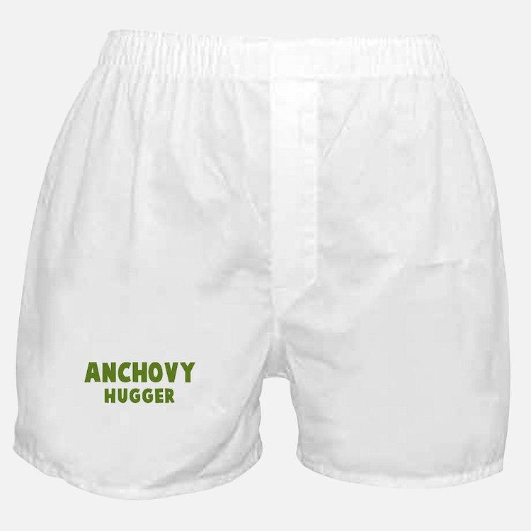 Anchovy Hugger Boxer Shorts