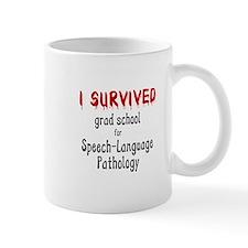 I SURVIVED GRAD SCHOOL Mug