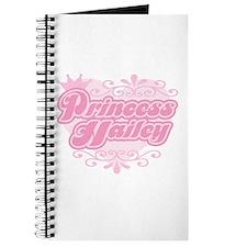 """Princess Hailey"" Journal"