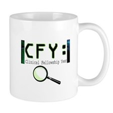 CLINICAL FELLOWSHIP YEAR Mug