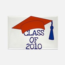 Class of 2010 Rectangle Magnet (10 pack)
