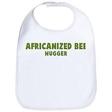 Africanized Bee Hugger Bib