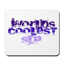 WORLD'S COOLEST SLP Mousepad
