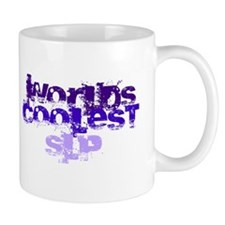 WORLD'S COOLEST SLP Small Mug