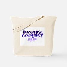 WORLD'S COOLEST SLP Tote Bag