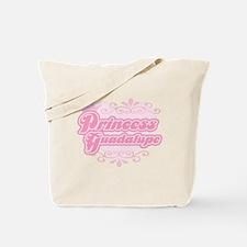 """""""Princess Guadalupe"""" Tote Bag"""