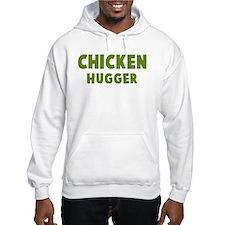Chicken Hugger Jumper Hoody