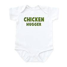 Chicken Hugger Infant Bodysuit