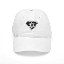 SuperIsraeli(metal) Baseball Cap