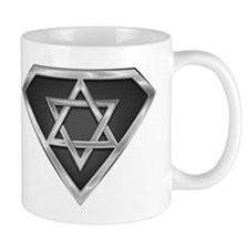 SuperIsraeli(metal) Mug