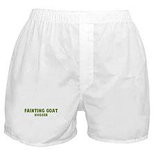 Fainting Goat Hugger Boxer Shorts