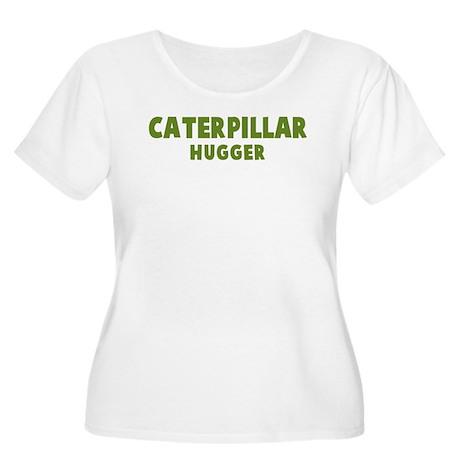 Caterpillar Hugger Women's Plus Size Scoop Neck T-