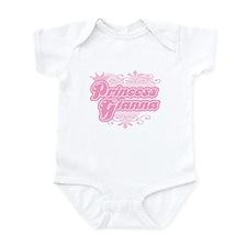 """Princess Gianna"" Infant Bodysuit"