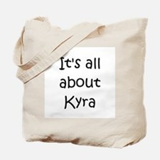 Unique Kyra Tote Bag