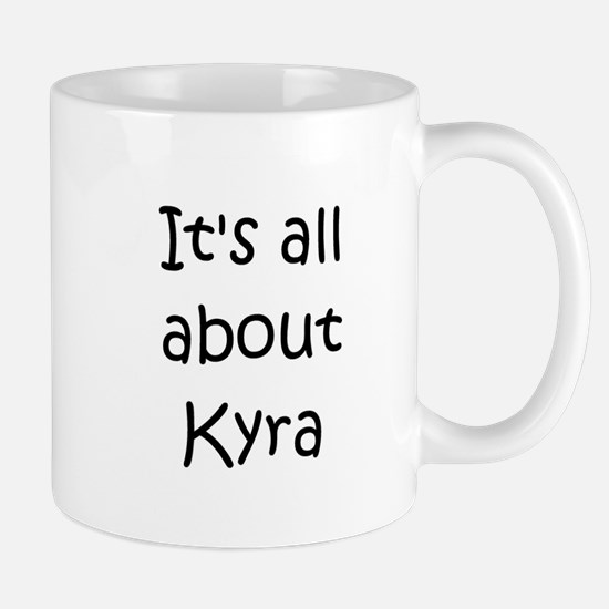 Unique Kyra Mug