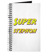 Super stephon Journal