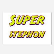Super stephon Postcards (Package of 8)