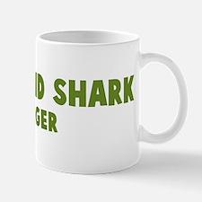 Greenland Shark Hugger Mug
