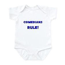 Comedians Rule! Infant Bodysuit