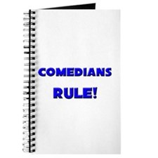 Comedians Rule! Journal