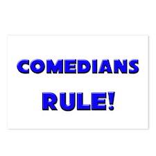 Comedians Rule! Postcards (Package of 8)