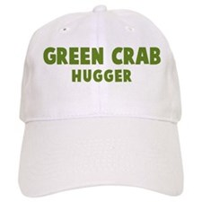 Green Crab Hugger Baseball Cap