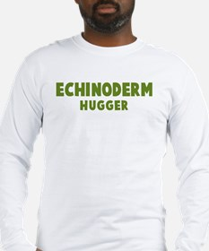 Echinoderm Hugger Long Sleeve T-Shirt