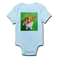 Pembroke Welsh Corgi Infant Creeper