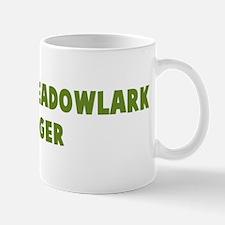 Eastern Meadowlark Hugger Mug