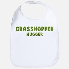 Grasshopper Hugger Bib
