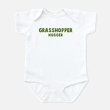 Grasshopper Hugger Infant Bodysuit