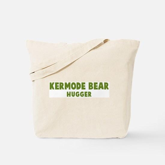 Kermode Bear Hugger Tote Bag