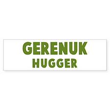 Gerenuk Hugger Bumper Bumper Sticker